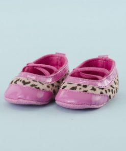 Zapatito animal print (Talla: 13 al 15)