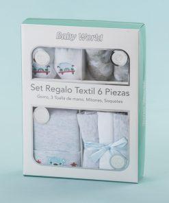 Set de Regalo Textil