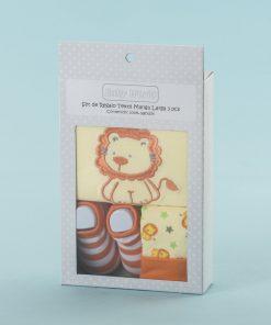 Set de regalo Textil Manga Larga